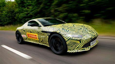Modifikasi Aston Martin Vantage by Aston Martin Luncurkan Teaser Resmi Vantage Generasi Baru