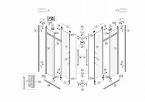 Koralle Dusche Ersatzteile : ersatzteile f r s400 eckdusche mit schiebet ren 2 teilig bekon koralle ag ~ Yasmunasinghe.com Haus und Dekorationen