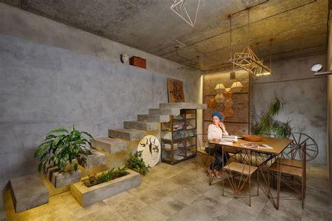 chambre atypique appartement atypique à kiev au design intérieur éclectique