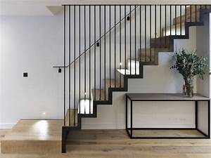 Moderne Treppengel U00e4nder Und Fallschutz