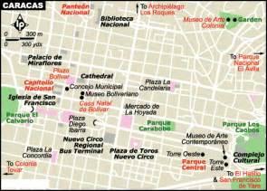 Mapas Centro de Caracas