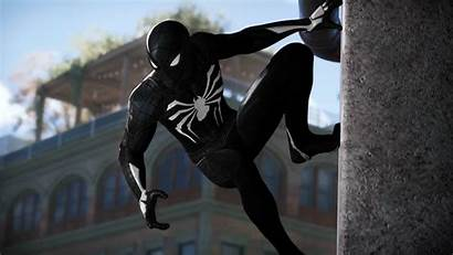 Spiderman 4k Wallpapers Spider Ps4 Symbiote Resolution