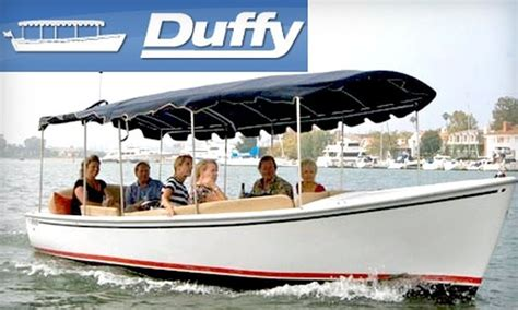 Duffy Boats Deal 52 two hour boat rental duffy electric boat company