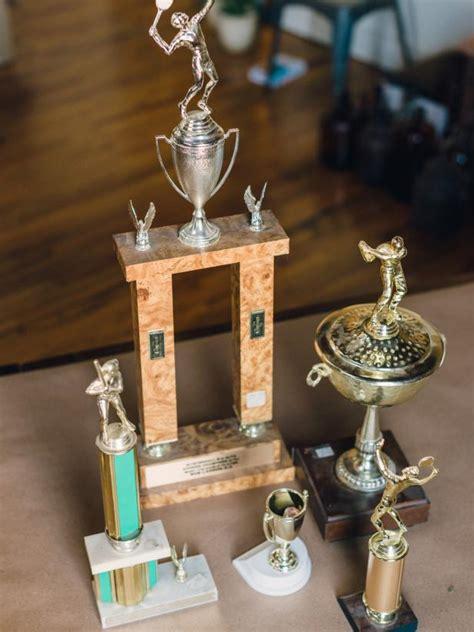 trophy bottle topper  tos diy
