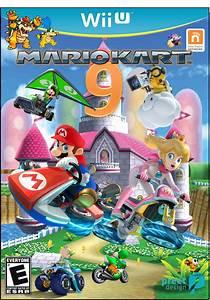 Mario Kart Wii U : mario kart 9 exclusive to wii u fantendo nintendo fanon wiki fandom powered by wikia ~ Maxctalentgroup.com Avis de Voitures
