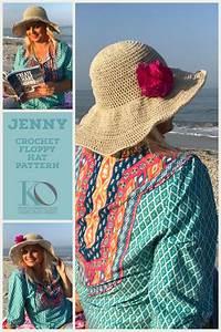 Jenny U0026 39 S Floppy Sun Hat Crochet Pattern