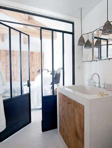 cloison separation chambre 5 fa 231 ons de s 233 parer la salle de bain dans une suite parentale