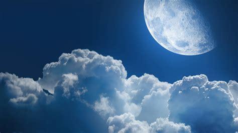 Nature Amazing Moon 1920x1080 ⇔ 100% Quality Hd Photo
