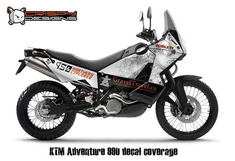 ktm 990 template 950 990 adventure graphics kits page 4 advrider
