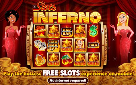 Slots Jackpot Inferno Casino  Android Apps On Google Play