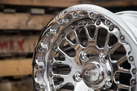 ccw reveals  piece beadlock drag racing wheels ccw