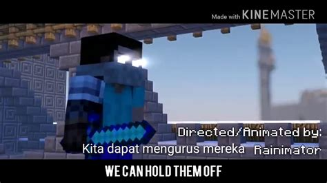 preview    danger subtitle indonesia minecraft