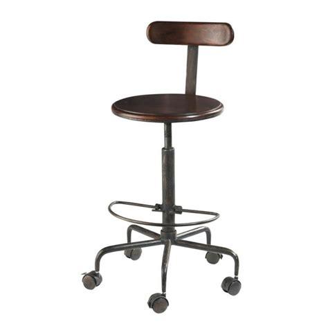 ikea bureau blanc chaise haute indus à roulettes en bois de sheesham massif