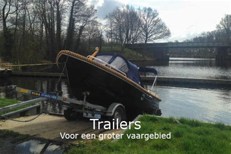 Sloep Trailer Occasion by Sloepen