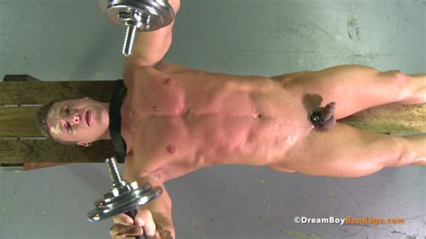 Neills Naked Workout At Dreamboy Bondage Gay Tube