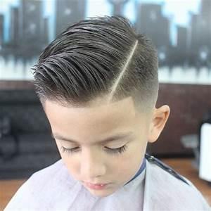 Coupe Enfant Garçon : magnifiques coupes pour votre gar on coiffure simple et ~ Melissatoandfro.com Idées de Décoration