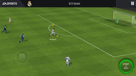 fifa mobile football applications android sur play