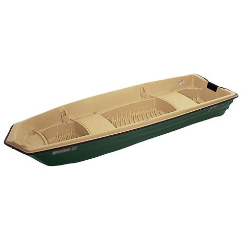 Sun Dolphin Jon Boat Review by Sun Dolphin American 12 Jon Boat 11010 The Home Depot