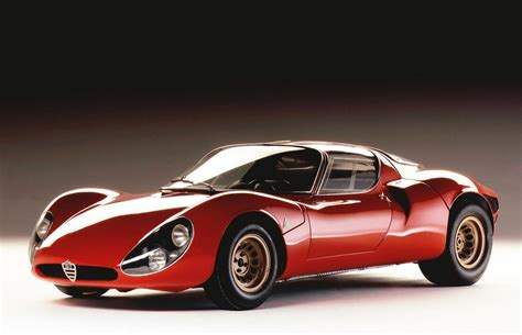 Six Classic Alfa Romeo Models Coming To 2013 Goodwood Fos