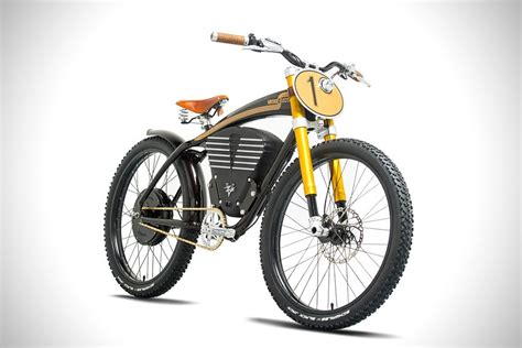 Vintage, Good Looking And All-electric Bike Is On The Way