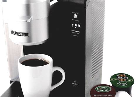 So performance does not take a hit along with many other important aspects. Keurig - Best Pod Coffee Maker Reviews