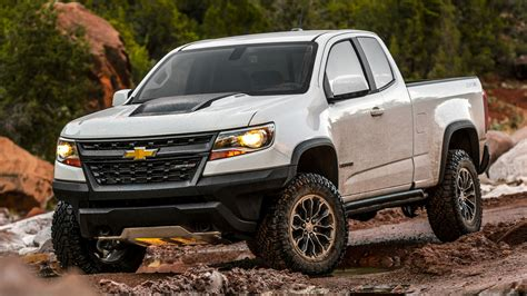 Chevrolet Colorado Wallpapers by 2017 Chevrolet Colorado Zr2 Extended Cab Wallpapers And