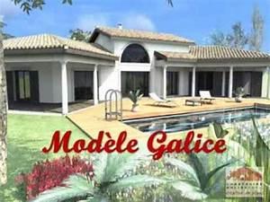 Maison En L Moderne : video galice maison provencale youtube ~ Melissatoandfro.com Idées de Décoration
