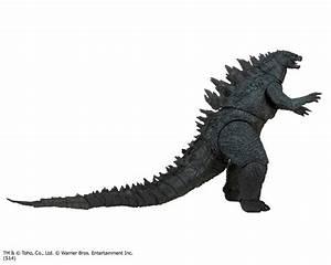"Godzilla - 24"" Head To Tail Action Figure NECAOnline com"
