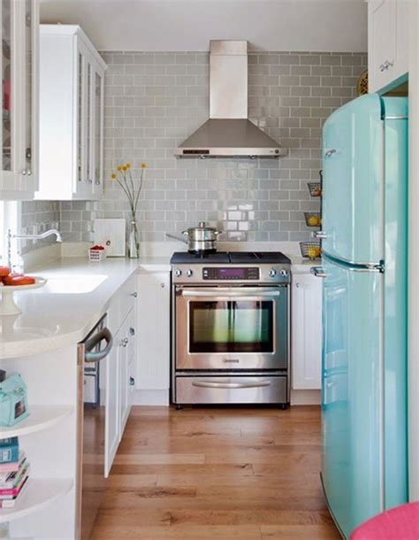 Top 10 Small Retro Kitchen Designs