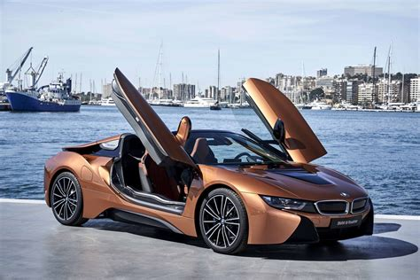 Bmw I8 Roadster Photo by 2019 Bmw I8 Roadster Motor Illustrated