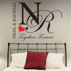 Wall decal good ideas for personalised decals uk