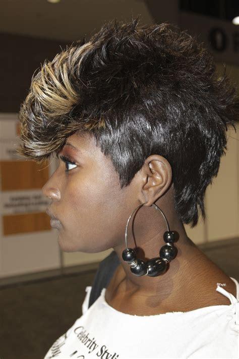 Short Quick Weave Hairstyles Black Women