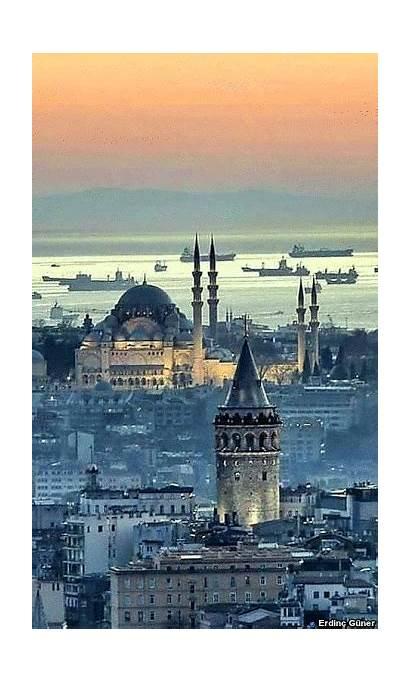 Istanbul Turkey Cities Places Visit Kulesi Seyahat