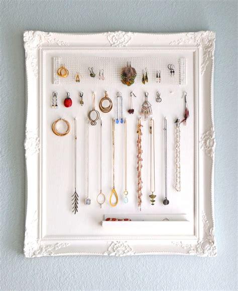 Hängele Selber Basteln mit bilderrahmen dekorieren 50 ideen zum selbermachen