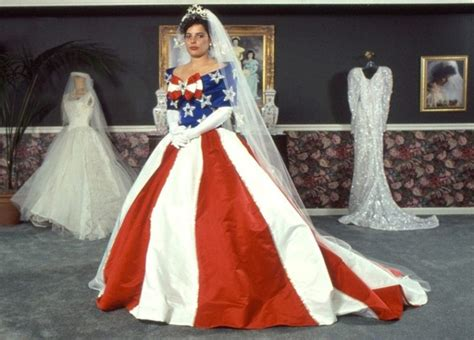 The American Flag As Formal Wear