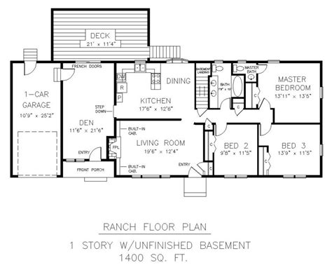free houseplans superb draw house plans free 6 draw house plans