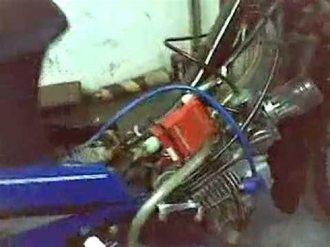 Cara Memperbaiki Pulser Motor by Fullwave Karisma Funnydog Tv
