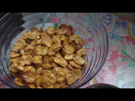 cuisine tunisienne kemia les feves frites youtube