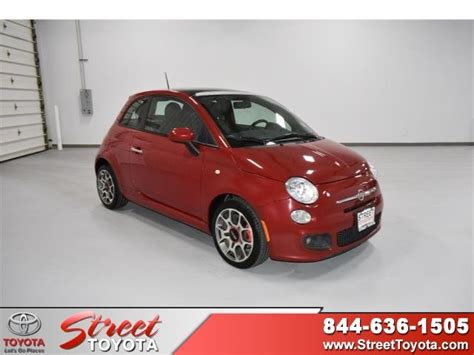 Fiat Tx by Research The Used 2012 Fiat 500 For Sale In Amarillo Tx