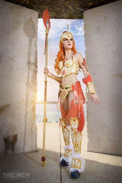 warrior rapidash  mango sirene video worbla