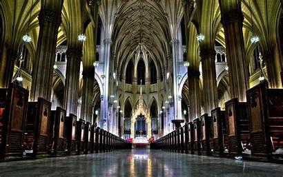 Cathedral St Interior Patrick Patricks York Catholic