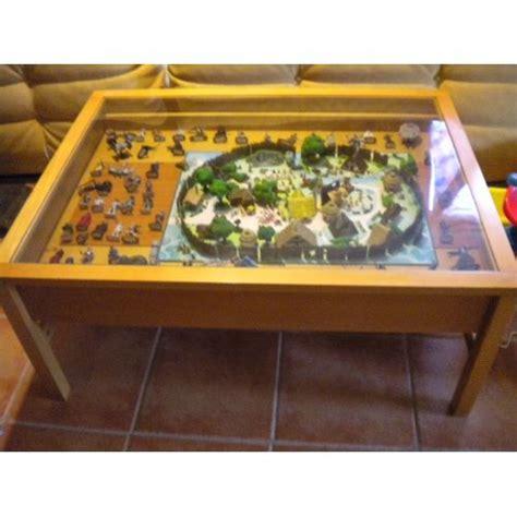 table basse vitr 233 e avec tiroir coulissant type vitrine d
