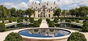 Las mansiones de lujo del Gran Gatsby