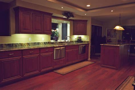 dekor solves  cabinet lighting dilemma   led
