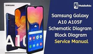 Download Samsung Galaxy A10 A105f Schematic Diagram Service Manual File Free By Jonaki Telecom