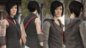 Faith Connors Mirrors Edge Catalyst [Add-On Ped | Replace ...