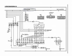 Ed307 92 Lexus Ls400 Stereo Wire Diagram