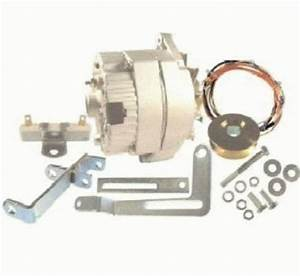 New Ford 8n Tractor Alternator Kit W  Hardware Included