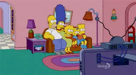 simpsons living room exercises rooms of the house furniture