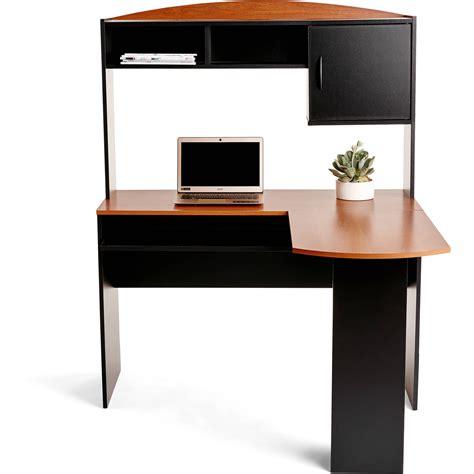 corner l shaped office desk with hutch l shaped computer laptop corner desk furniture student